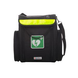 Defibtech Lifeline Draagtas Zwart Incl.safeset AED