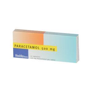 Paracetamol 20 Tabletten