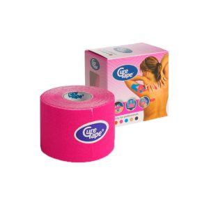 Cure Tape 5cmx5m Roze