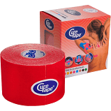 Cure Tape 5cmx5m Rood