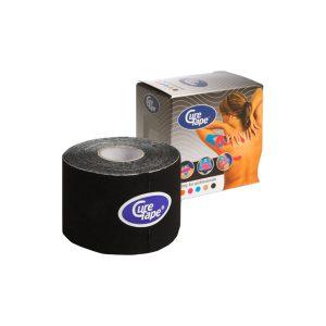 Cure Tape 5cmx5m Zwart