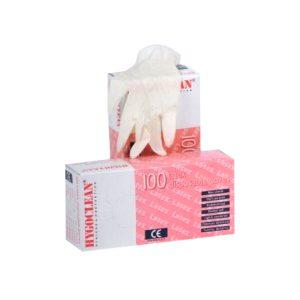 Latex Handschoenen Gepoederd Maat XL A 100 St