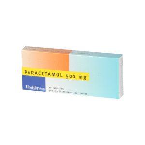 Paracetamol Met Coffeine 20 Tabletten