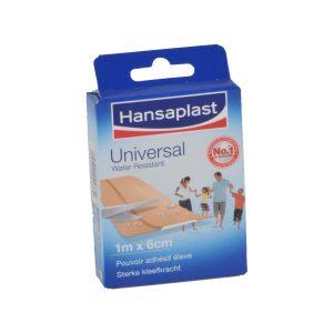 Hansaplast Pleister Elastic 6cmx1m