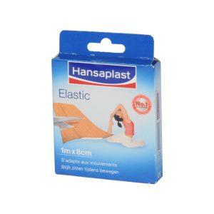 Hansaplast Pleister Elastic 8cmx1m
