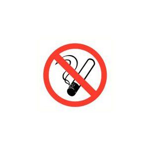 Pictogram Sticker Verboden Te Roken 200mm