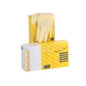 Latex Handschoenen Ongepoederd Maat XL A 100 St