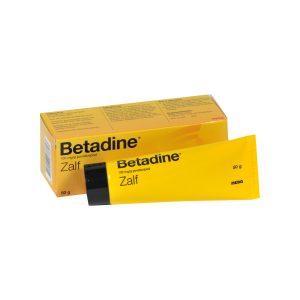 Betadine Zalf 50g