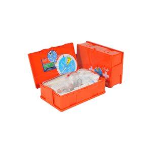 BHV Verbandtrommel Klein Basis Incl Kleurenwijzer