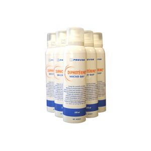 Diphoterine Spray Micro Dap 100 Ml A 12 Stuks
